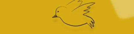 Élégance jaune canari