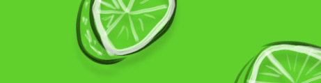 Élégance vert lime