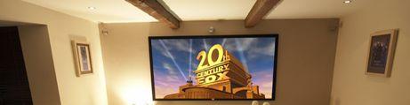 Ecran Cinéma 4K Ultra HD