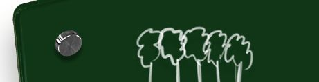 Solid vert forêt