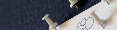 Anthracite, profil blanc